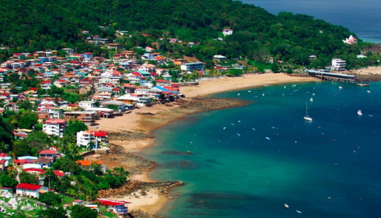 Isla Taboga, Panama